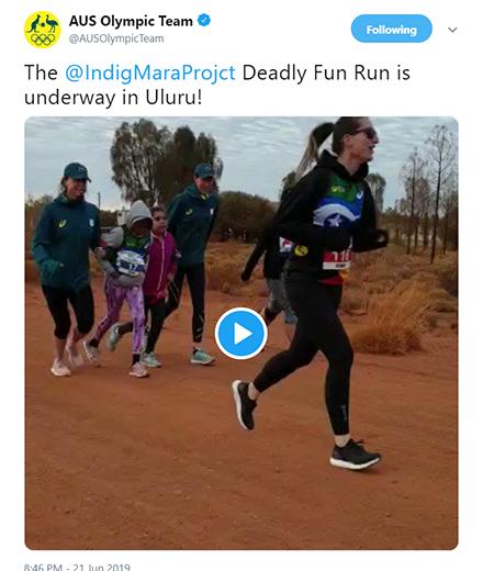 Deadly Fun Run