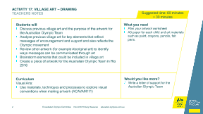 MP Activity 17: Village Art Drawing (PDF)
