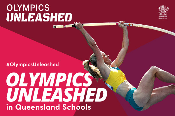Olympic unleashed banner