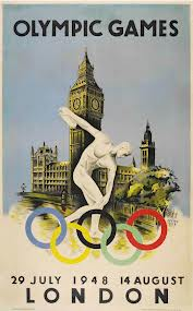 London Olympic Poster