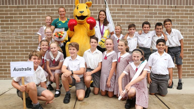 2016 Olympic Education Program launched