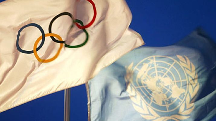 UN International Day of Sport for Development and Peace