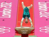 London 2012: Gymnastics - Artistic