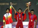 Weightlifting - Youth Olympic Gallery