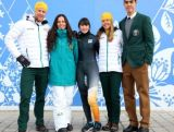 2014 Australian Olympic Team Uniforms