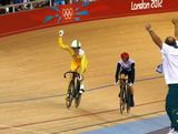 London 2012: Cycling - Track