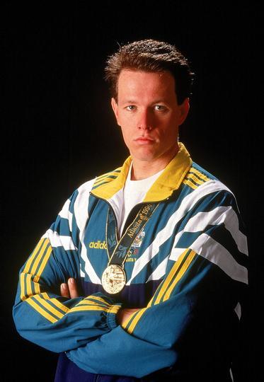 australian olympic committee kieren perkins