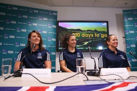 500 Days To Rio Press Conference