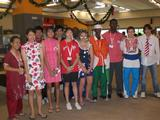 Students from around the world spent time together at the Singapore 2010 Friendship Camp.