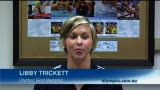 Libby Trickett: express yourself