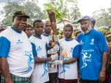 Pacific Games 2015 baton relay Day 4.