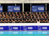 The 2012 Australian Olympic Swim Team was named on Thursday 22 March in Adelaide at the conclusion of the National Championships. 44 athletes were selected.