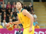 Matt Dellavedova of Australia dribbles the ball in the Men's Basketball Preliminary Round match between Australia and Spain on Day 4 of the London 2012 Olympic Games at Basketball Arena on July 31, 2012 in London, England.