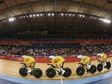 The Velodrome & Anna Meares