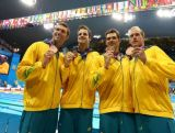 Men's 4x100m Medley Relay Bronze