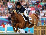 Edwina Tops-Alexander of Australia riding Itot du Chateau competes in the Individual Jumping Equestrian on Day 12 of the London 2012 Olympic Games at Greenwich Park on August 8, 2012 in London, England.