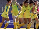 Double hockey gold for Australia