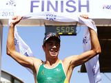 Jacob Birtwhistle of Australia wins the Mens Triathlon during day three of the 2013 Australian Youth Olympic Festival at the Sydney International Regatta Centre on January 18, 2013 in Sydney, Australia.