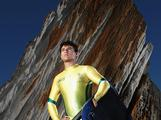 Alex Ferlazzo of Australia poses during a portrait session on May 10, 2013 in Sydney, Australia. Ferlazzo, from Townsville in Far North Queensland, is close to qualifying for the Australian Winter Olympic Team in the Luge event for the 2014 Sochi Winter Olympic Games. (Photo by Ryan Pierse/Getty Images)