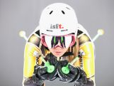 Australian slalom and giant slalom athlete Emily Bamford poses during a portrait session on October 16, 2013 in Melbourne, Australia.