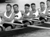 Rowing: Mens Eight Berlin 1936