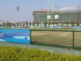 Construction well underway on the Youth Olympic Sports Park.