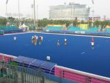 Youth Olympic Games Hockey5s Stadium