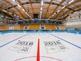 The Ice Hockey venue is ready to go ahead of the Lillehammer 2016 Winter Youth Olympic Games.