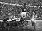 Helsinki 1952: The 3,000m steeplechase final was won by FBI agent Horace Ashenfelter (998) and Russian Vladimir Kazantsev (436) was second place.