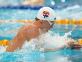 Thomas Fraser-Holmes of Qld competes in the Men's 200m Individual Medley Semi-Final during the day four of the Australian National Swimming Championships on April 6, 2015.
