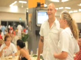 Michael Klim at YOG Friendship Camp