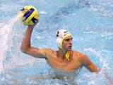 Rhys Howden of Australia during the Oceania Olympic Games qualification match between Australia and New Zealand at West Wave Pools December 2, 2007 in Auckland, New Zealand.