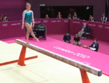 Ashleigh Brennan - Gymnastics Day 2 London 2012