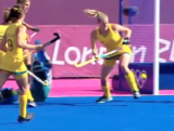 Australia vs New Zealand - Women's Hockey Day 2 London 2012