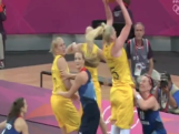 Australia vs Great Britain - Women's Basketball Preliminary Round, Group B, London 2012