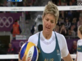 Australia vs USA - Women's Beach Volleyball Preliminary Round Pool C