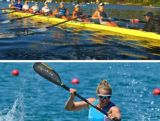 Women's Rowing 8 vs K1