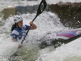 Canoe/kayak - slalom at the 2013 Australian Youth Olympic Festival.