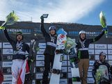 Alex 'Chumpy Pullin became the first Australian winter sport athlete to win consecutive World Championships when he secured a second snowboard cross title in Stoneham, Canada.
