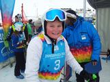 Australia's Claudia Leggett finished 5th fastest in the ski cross qualification at the Innsbruck 2012 Winter Youth Olympics.