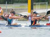 Aussie kayak quartet eyes Olympic gold