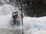 Canoe/kayak - slalom finals at the 2013 Australian Youth Olympic Festival.