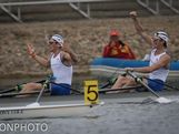 Day 1 of rowing at the Australian Youth Olympic Festival held at Sydney International Regatta Centre.