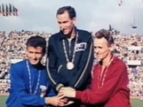 Athletics: 1500m Rome 1960 Herb Elliot