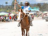 Pacific Games Relay in Porgera, Enga Province