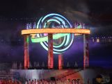 Nanjing puts on a spectacular show for the beginning of the second summer Youth Olympic Games.