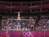 Larrissa Miller - Gymnastics Day 2 London 2012