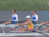 Bronwen Watson and Hannah Every-Hall - Lightweight Double Sculls - Heat 2 Day 2 London 2012