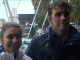 Jason Waterhouse and Lisa Darmanin selected for Rio 2016