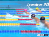 Leisel Jones - 100m Breaststroke Final - Day 3 London 2012